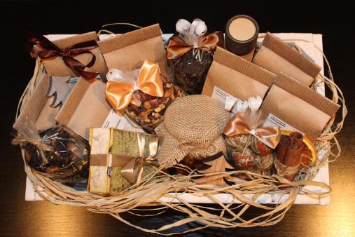 Какой подарочный набор чая можно купить в Altai-Premium