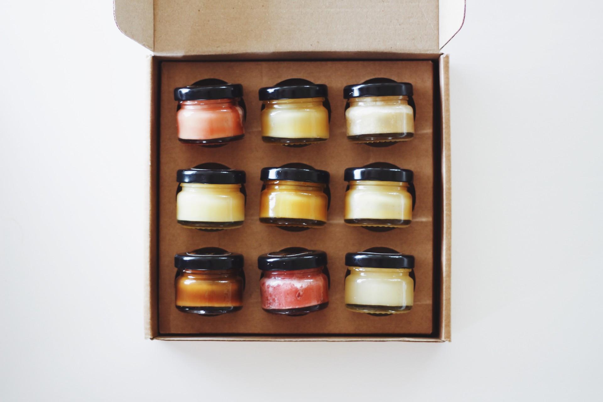 ТОП-5 популярных сортов мёда для подарочного бокса