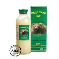 Медвежий жир, 250 мл