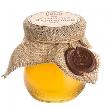 Алтайский мед Акациевый, 600 г
