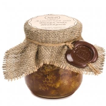 Алтайский мёд Диких пчел Таёжный, 600 г