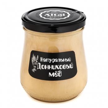 """Мед Донниковый """"Алтай ПРЕМИУМ"""", 600 г"""