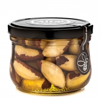 Мед с Бразильским орехом Altai PREMIUM, 250 г