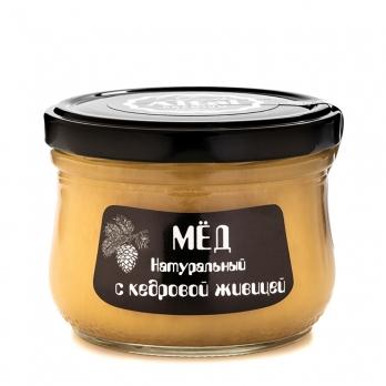 "Мед с Кедровой живицей ""Altai PREMIUM"", 300 г"